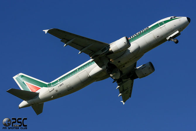 I-BIKO A320-214 1168 Alitalia
