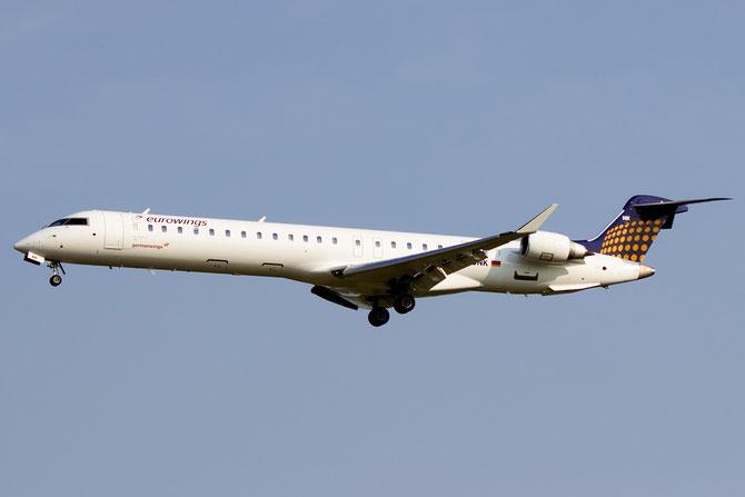 D-ACNK CRJ900LR 15251 Eurowings