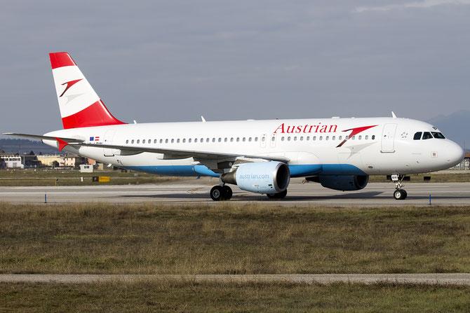 OE-LBW A320-214 1678 Austrian Airlines @ Aeroporto di Verona - 2016 © Piti Spotter Club Verona