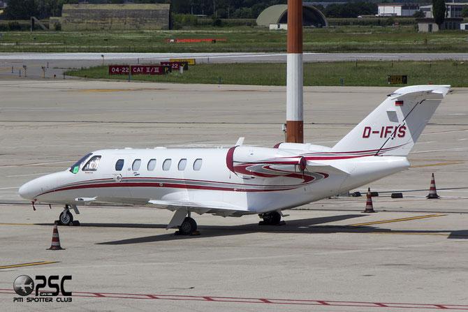 D-IFIS Ce525A (CJ2+) 525A-0340 SFD Stuttgarter Flugdienst