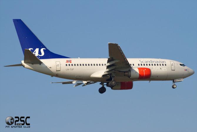 LN-TUF B737-705 28222/245 SAS Scandinavian Airlines - Scandinavian Airlines System