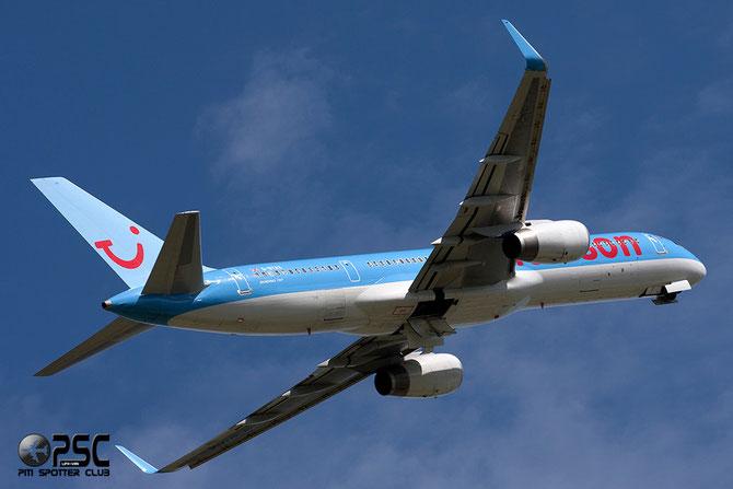 Boeing 757 - MSN 28834 - G-BYAX  @ Aeroporto di Verona © Piti Spotter Club Verona