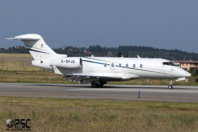 D-BFJE CL-300 20004 Fairjets GmbH