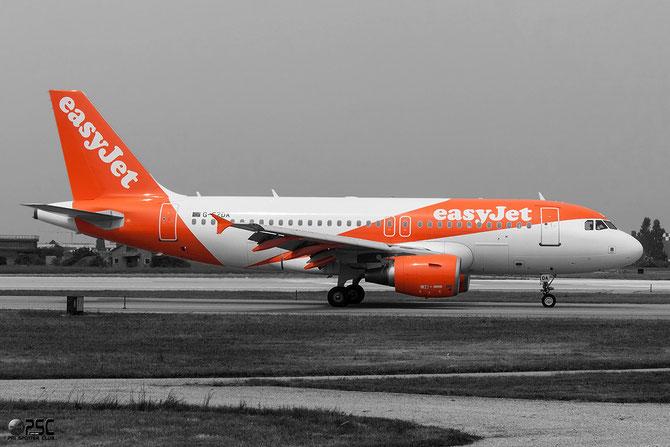 G-EZDA A319-111 3413 EasyJet Airline @ Aeroporto di Verona © Piti Spotter Club Verona