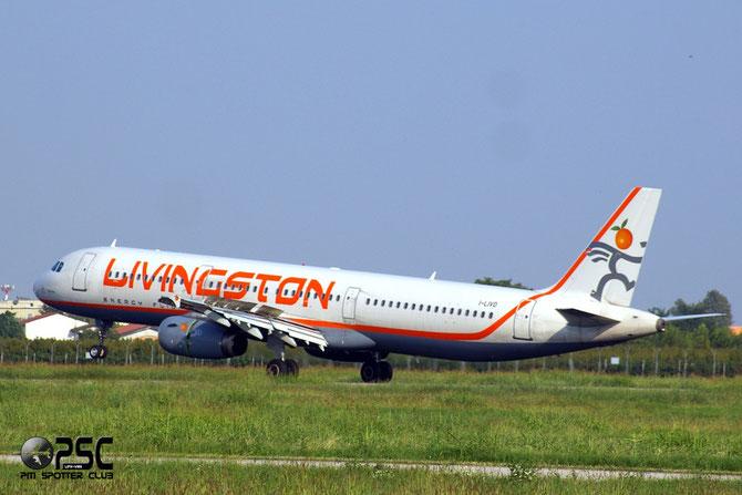 Airbus A321 - MSN 792 - I-LIVD @ Aeroporto di Verona © Piti Spotter Club Verona