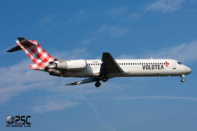 Boeing 717 - MSN 55173 - EI-EXB  @ Aeroporto di Verona © Piti Spotter Club Verona