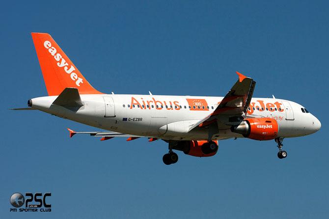 Airbus A319 - MSN 3088 - G-EZBR  @ Aeroporto di Verona © Piti Spotter Club Verona