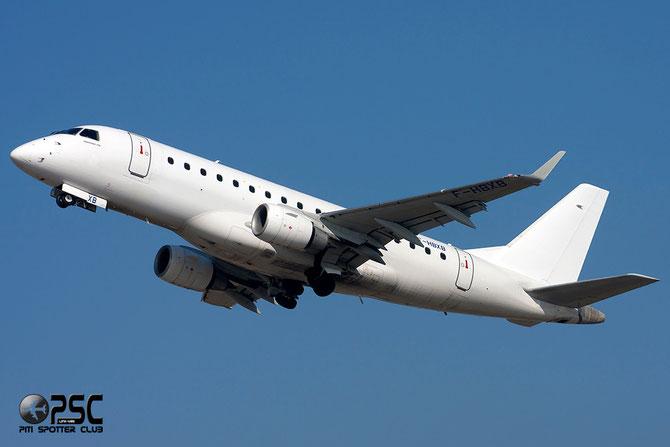 Embraer 170/175 - MSN 250 - F-HBXB (all white livery) @ Aeroporto di Verona © Piti Spotter Club Verona