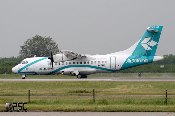 ATR 42/72 - MSN 518 - I-ADLL @ Aeroporto di Verona © Piti Spotter Club Verona