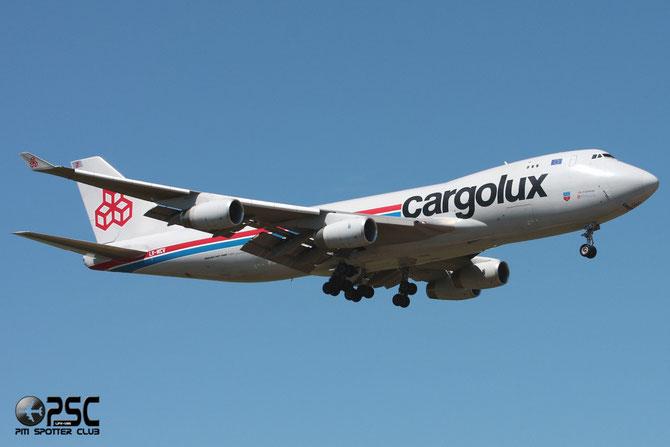 Boeing 747 - MSN 35804 - LX-WCV  @ Aeroporto di Verona © Piti Spotter Club Verona