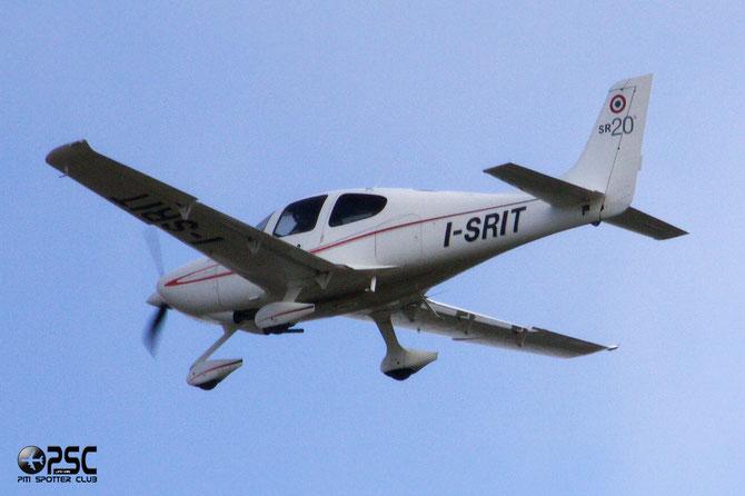 I-SRIT - Cirrus SR20 - Private @ Aeroporto di Verona © Piti Spotter Club Verona