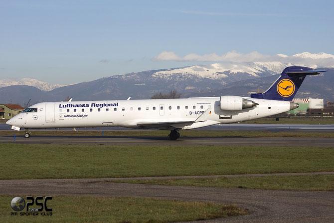 Canadair Regional Jet - MSN 10086 - D-ACPP  @ Aeroporto di Verona © Piti Spotter Club Verona