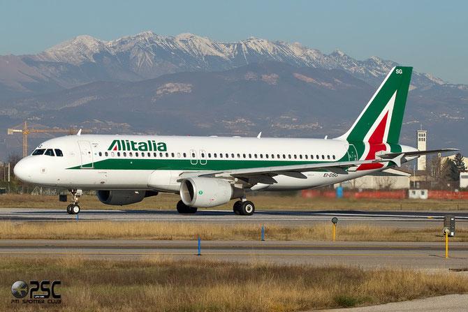 Airbus A320 - MSN 3115 - EI-DSG  @ Aeroporto di Verona © Piti Spotter Club Verona