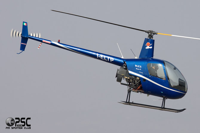 I-ELTP Robinson Helicopter Co R22 Beta II R22 3894