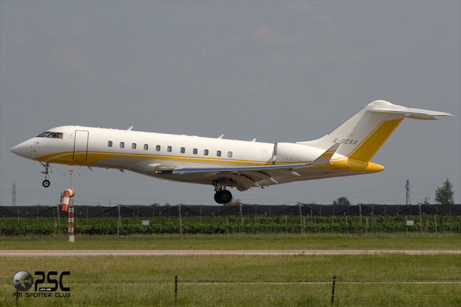 G-OCSA Global 5000 9241 Ocean Sky Aircraft Management Ltd.