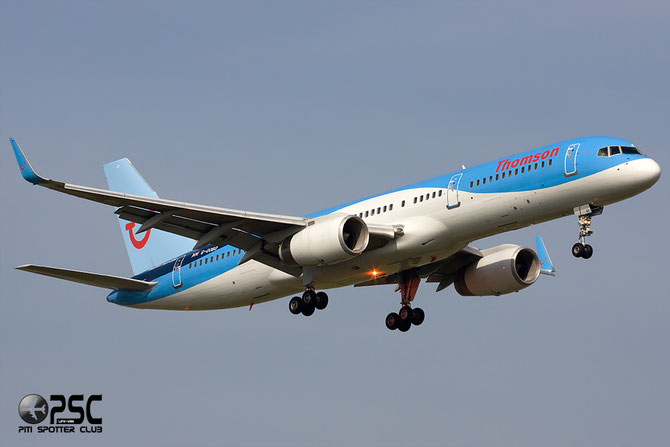 G-OOBD B757-28A 33099/1028 Thomson Airways