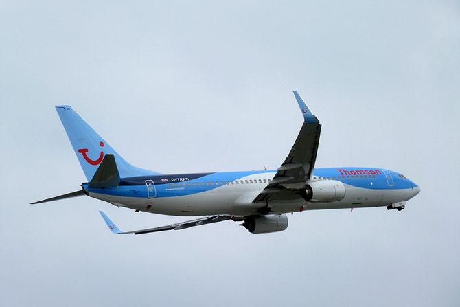 Boeing 737 Next Gen - MSN 37256 - G-TAWR  @ Aeroporto di Verona © Piti Spotter Club Verona