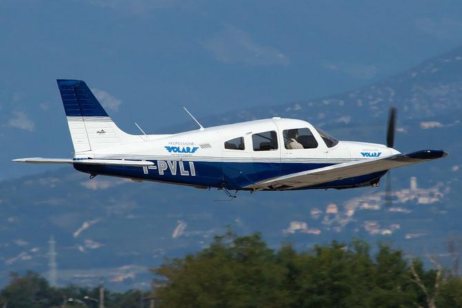 I-PVLI - Piper PA-28R-201 Arrow - Professione Volare @ Aeroporto di Verona © Piti Spotter Club Verona