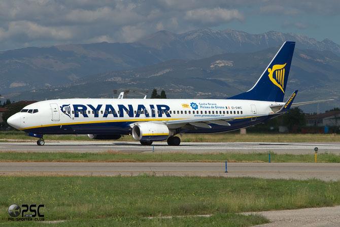 Boeing 737 Next Gen - MSN 36076 - EI-DWC  @ Aeroporto di Verona © Piti Spotter Club Verona