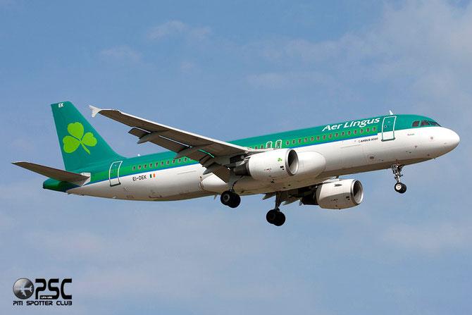 Airbus A320 - MSN 2399 - EI-DEK @ Aeroporto di Verona © Piti Spotter Club Verona