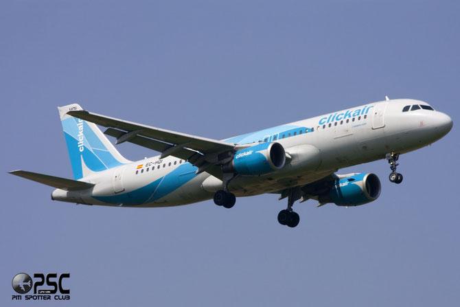 Airbus A320 - MSN 1396 - EC-HQI  @ Aeroporto di Verona © Piti Spotter Club Verona