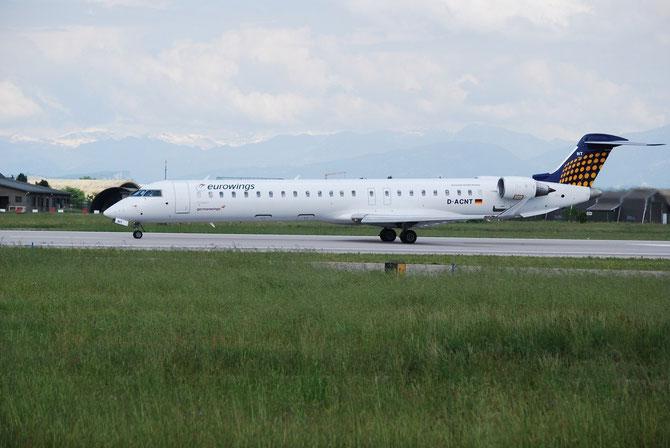D-ACNT CRJ900LR 15264 Eurowings