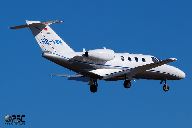 HB-VWM Ce525 (CJ1+) 525-0690 Nomad Aviation AG