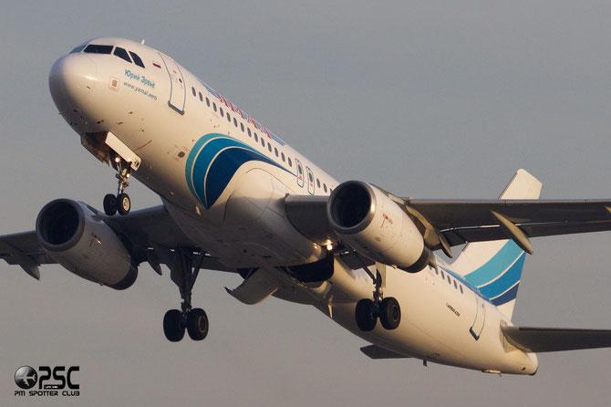 VP-BHW A320-232 2413 Yamal Airlines @ Aeroporto di Verona © Piti Spotter Club Verona