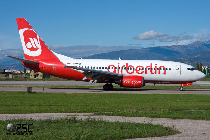 D-AGEN B737-75B 28100/16 Air Berlin