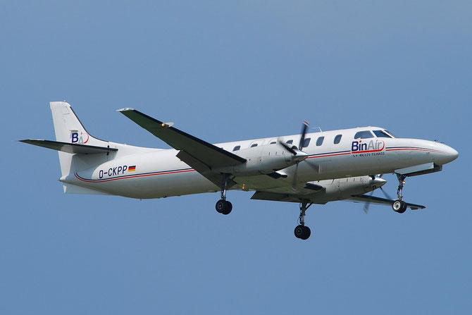 D-CKPP SA227DC DC-805B Binair Aero Service