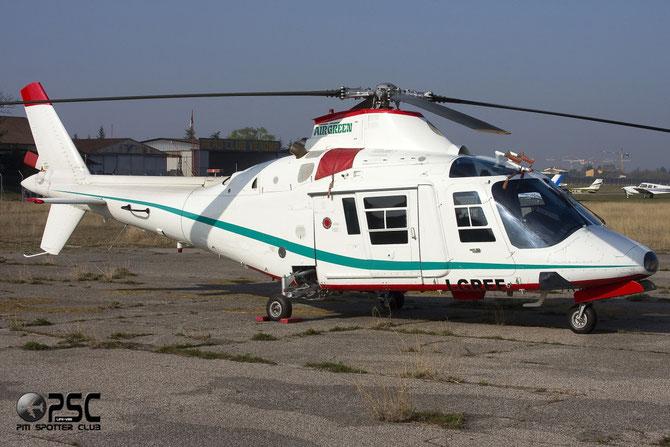I-GREF Agusta A109A Mk.II Hirundo   Airgreen