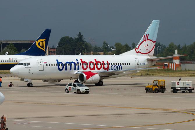 Boeing 737 - MSN 29141 - G-TOYM  @ Aeroporto di Verona © Piti Spotter Club Verona