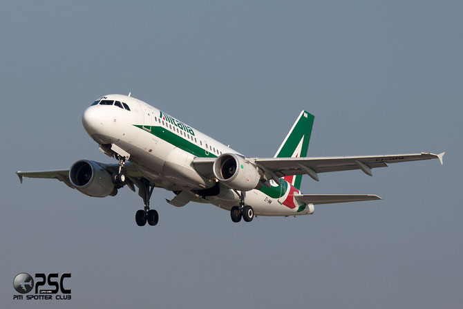 Airbus A319 - MSN 4759 - EI-IMM @ Aeroporto di Verona © Piti Spotter Club Verona