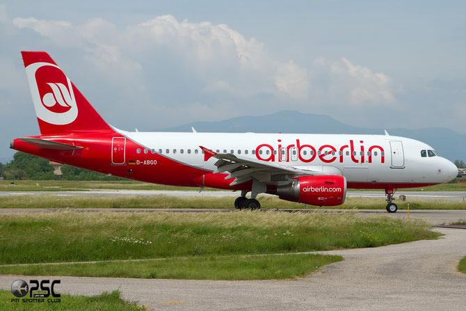 D-ABGO A319-112 3689 Air Berlin
