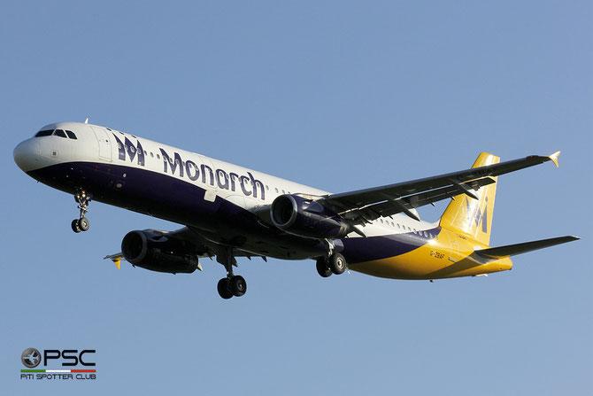 G-ZBAF A321-231 2730 Monarch Airlines @ Aeroporto di Verona © Piti Spotter Club Verona