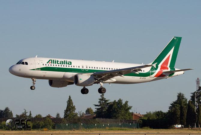 Airbus A320 - MSN 4152 - EI-DTO  @ Aeroporto di Verona © Piti Spotter Club Verona