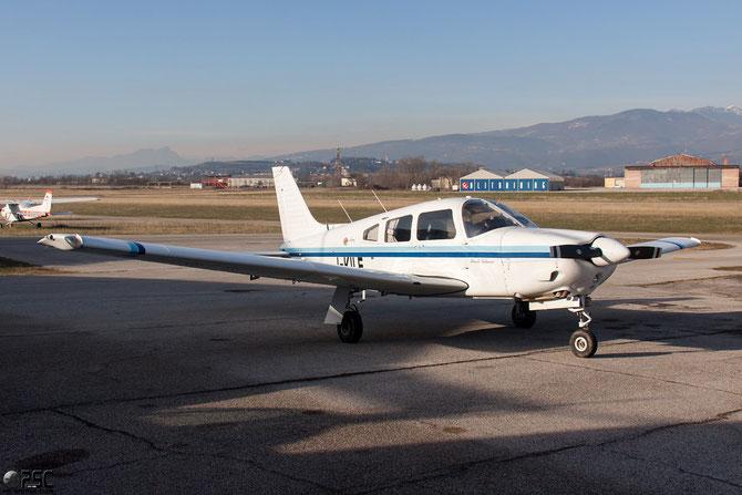 I-KILE - Piper PA28 Arrow - @ Aeroporto Verona Boscomantico © Piti Spotter Club Verona