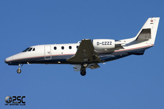 D-CZZZ Ce560XLS+ 560-6128 DC Aviation