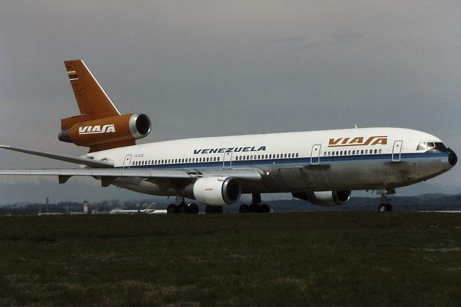 YV-137C DC-10-30 46982/290 VIASA - Venezolana Internacional de Aviación