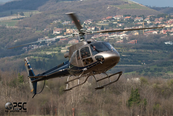 I-VIED - Private - Eurocopter AS-350B-3 Ecureuil