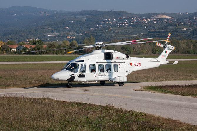 I-LCIB - AgustaWestland AW-189 @ Aeroporto Verona Boscomantico © Piti Spotter Club Verona