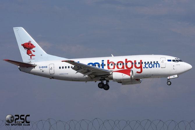 Boeing 737 - MSN 27268 - G-BVKB  @ Aeroporto di Verona © Piti Spotter Club Verona
