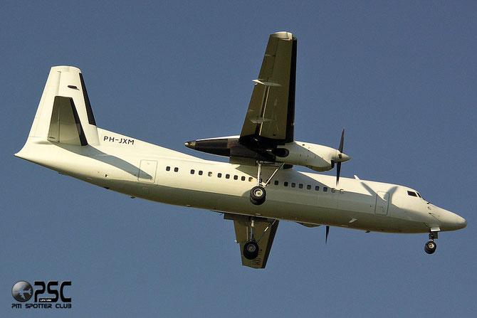PH-JXM Fokker 50 20237 Denim Air