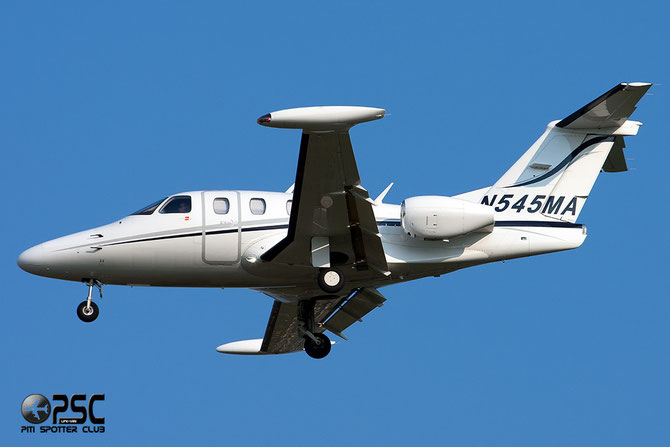 N545MA Eclipse 500 000144 Aircraft Guaranty Corp.