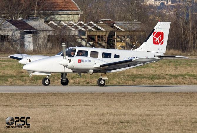 I-GORC - Piper PA-34 Seneca