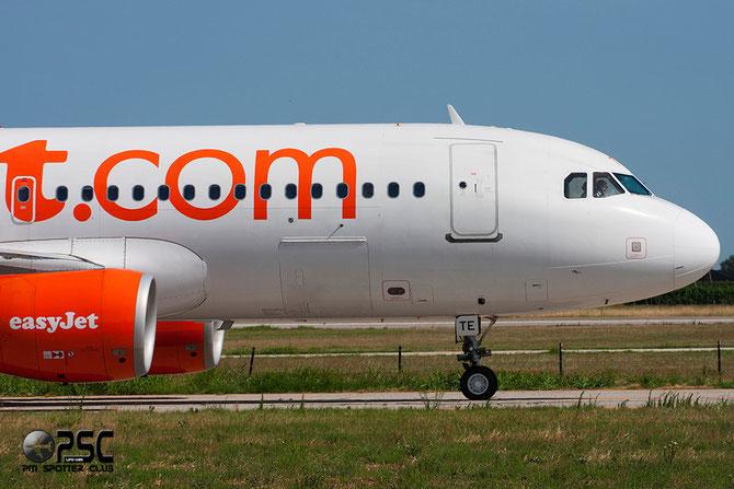 Airbus A320 - MSN 3913 - G-EZTE  Airline EasyJet  @ Aeroporto di Verona © Piti Spotter Club Verona