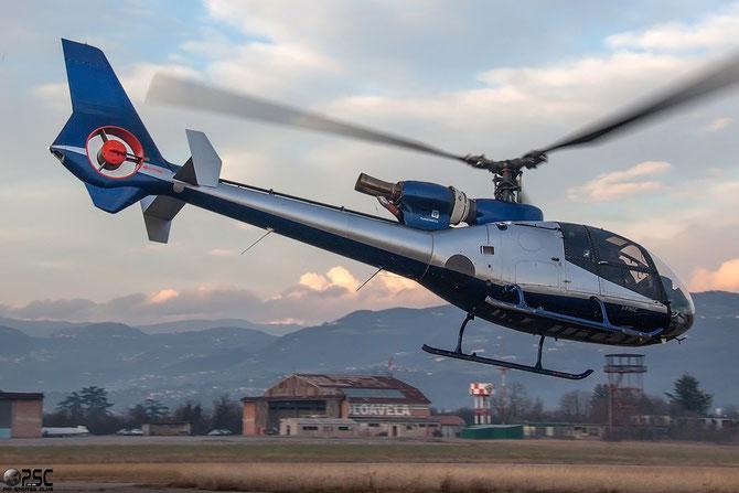 I-PNIC - Aerospatiale SA-341 / 342 Gazelle - @ Aeroporto Verona Boscomantico © Piti Spotter Club Verona
