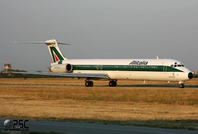 McDonnell Douglas MD-80/90 - MSN 53059 -  I-DACY @ Aeroporto di Verona © Piti Spotter Club Verona