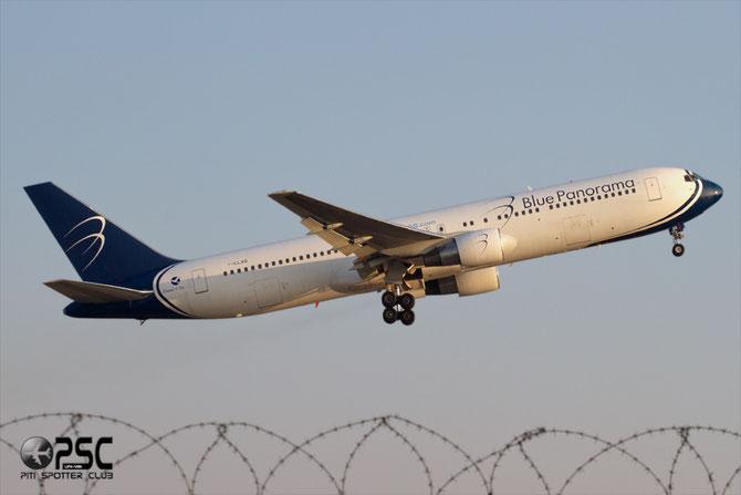 Boeing 767 - MSN 25137 - I-LLAG @ Aeroporto di Verona © Piti Spotter Club Verona