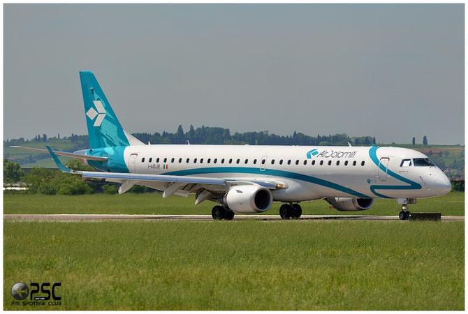 Embraer 190/195 - MSN 595 - I-ADJR  @ Aeroporto di Verona © Piti Spotter Club Verona